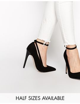 asos-pledge-pointed-high-heels by asos-collection