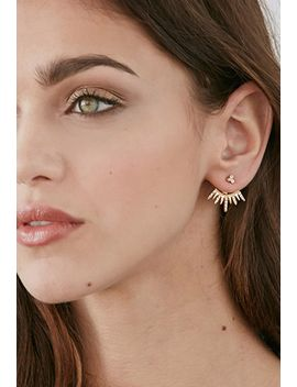 shashi-arushi-earrings by forever-21