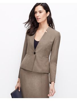 all-season-stretch-one-button-jacket by ann-taylor