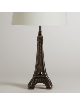 eiffel-tower-accent-lamp-base by world-market
