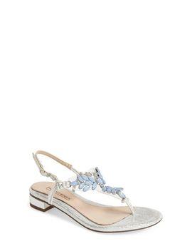 dolara-crystal-embellished-satin-thong-sandal by menbur
