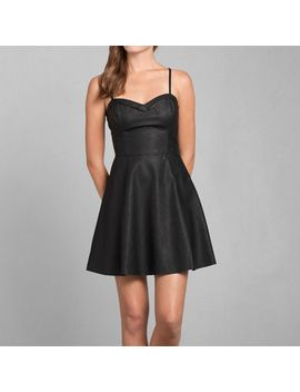 bella-skater-dress by abercrombie-&-fitch