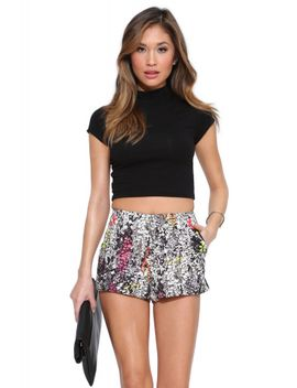 joa-jeweled-shorts by necessary-clothing