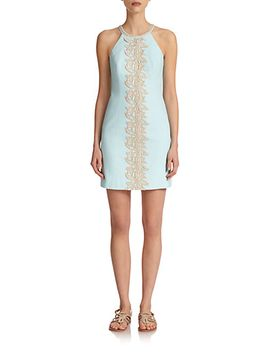 pearl-shift-dress by lilly-pulitzer
