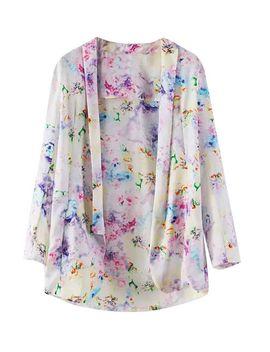 floral-print-kimono by lookbook-store