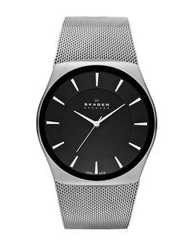 klassik-mens-three-hand-stainless-steel-watch by skagen-denmark
