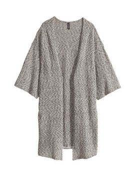 marled-cardigan by h&m