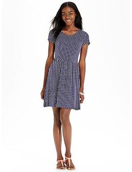 womens-jersey-fit-&-flare-dresses by old-navy