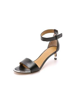 clean-sexy-kitten-heel-sandals by marc-by-marc-jacobs
