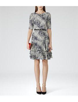 layered-hem-dress by foxtail
