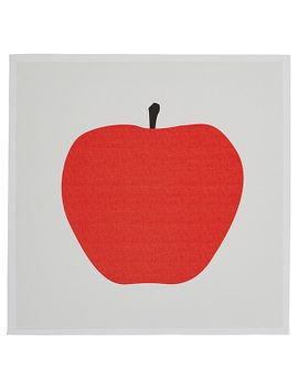 canvas-wall-print-30-x-30cm---apple by target