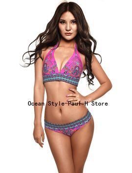 free-shipping-new-2014-hot-europe-victoria-sexy-printing-bikini-bathing-suit-swimsuit-swimear-bikinis-set-women-bikini-swimwear by ali-express