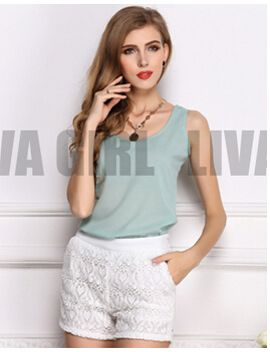 2014-summer--europe-and-united-states-sleeveless-fashion-new-chiffon-vest-ladies-vest-strap-women-tops-clothing-bottoming-shirt by ali-express