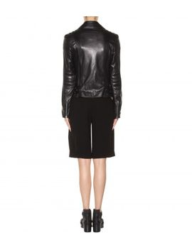 leather-jacket by mcq-alexander-mcqueen