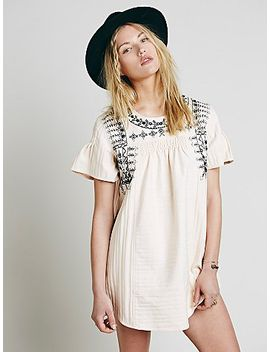 new-romantics-heritage-embroidered-tunic by free-people