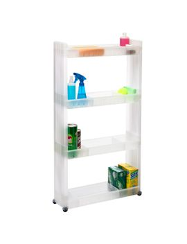 4-tier-slim-cart by container-store