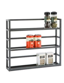 iron-spice-rack by container-store