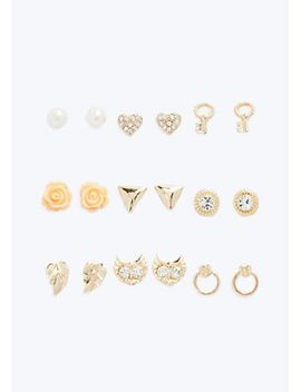 owl-garden-stud-set by rue21