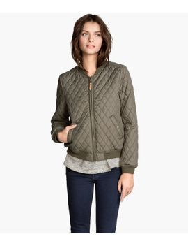 quilted-pilot-jacket by h&m