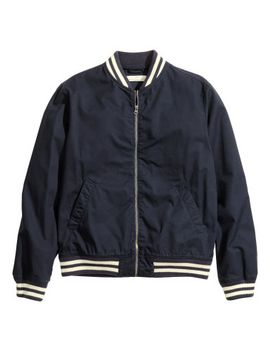 baseball-jacket by h&m