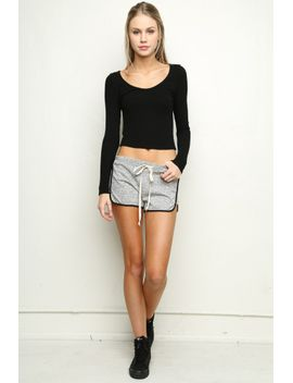 monroe-shorts by brandy-melville