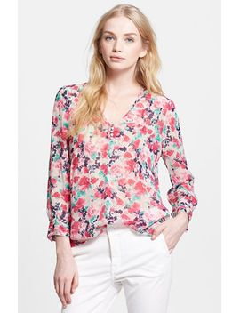leala-blouse by joie
