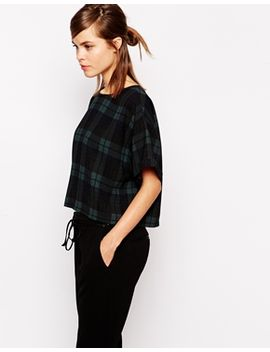 asos-check-t-shirt by asos-collection