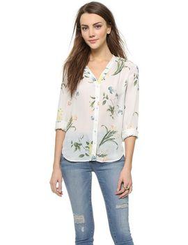 yvetta-blouse by joie