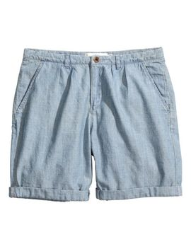 chino-shorts by h&m
