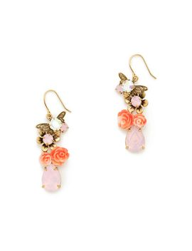 wildflower-earrings by jcrew