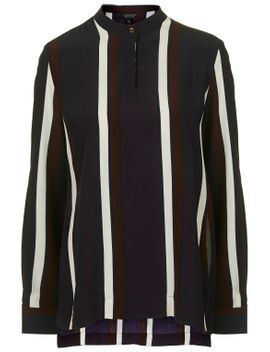 striped-shirt by topshop