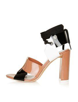topshop-unique-patent-leather-sandals by topshop