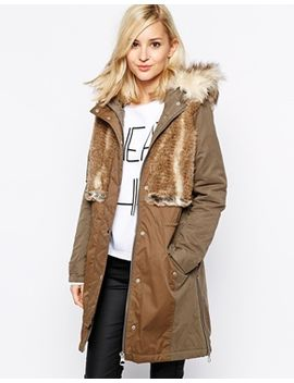 river-island-parka-with-faux-fur-body by river-island