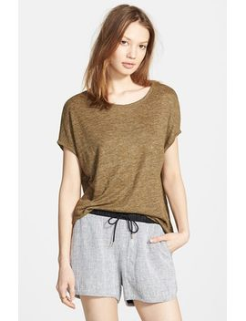 miracle-linen-tee by madewell