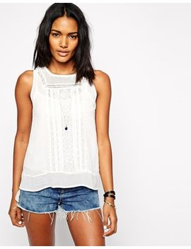 river-island-victorian-crochet-top by river-island