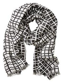 hannah-scarf by banana-repbulic