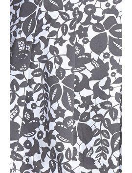 floral-print-skort by adidas-by-stella-mccartney