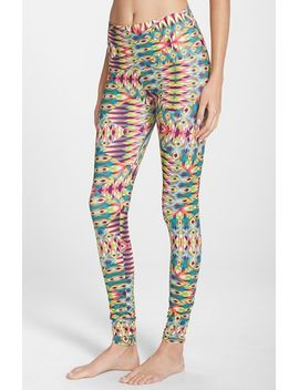 high-waist-print-leggings by onzie