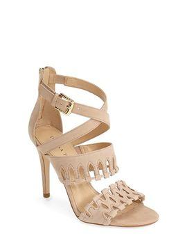 drita-laser-cut-sandal by ivanka-trump