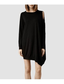 sago-dress by allsaints