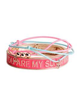 3-pack-bracelets by h&m
