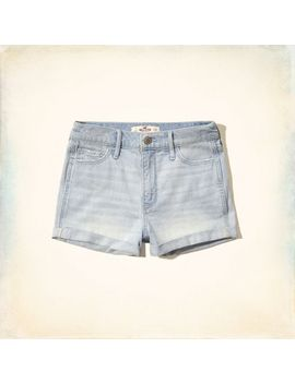 hollister-high-rise-shorts by hollister