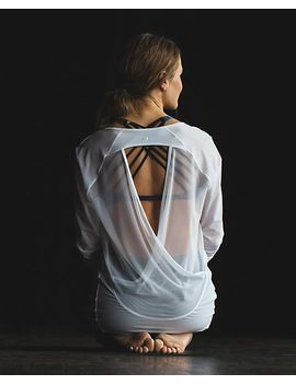 if-youre-lucky-long-sleeve-tee- by lululemon
