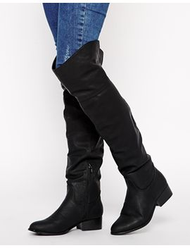 asos-king-over-the-knee-boots by asos-collection