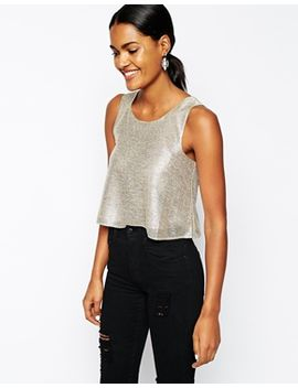 river-island-metallic-vest by river-island