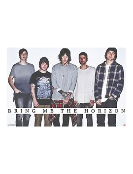bring-me-the-horizon-group-poster by hot-topic