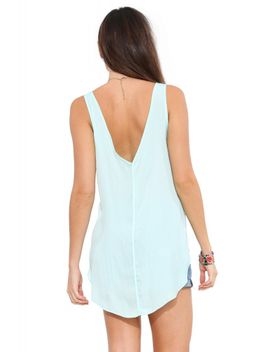 lush-beach-tank by necessary-clothing