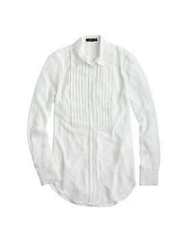 drapey-tuxedo-top by jcrew