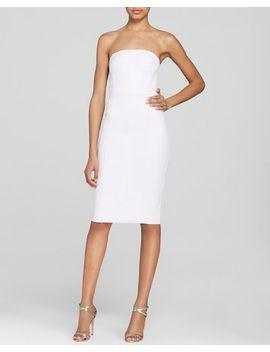 dress---olsen-strapless-sheath by black-halo
