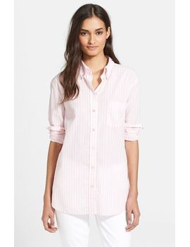 margaux---essential-stripe-shirt by equipment